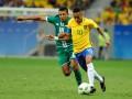 Бразильские болельщики скандировали имя Марта, когда мяч попадал к Неймару