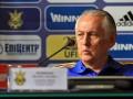 Тренер сборной Украины поделился впечатлениями от разгрома Черногории