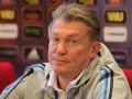 Эксперт: Тема возможного ухода Блохина из Динамо меня огорчает