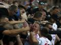 Футбол для фанатов: Игроки сборной Венгрии отпраздновали гол с болельщиками