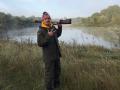 Усик на охоте, Ломаченко на рыбалке: как боксеры провели выходные