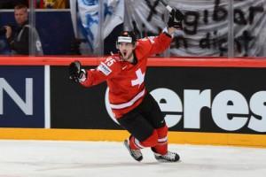 Швейцария продолжает творить сенсацию на чемпионате мира по хоккею