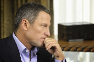 Армстронг признался в употреблении допинга