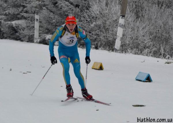 Дмитрий Пидручный впервые в карьере попал в очковую зону и сразу в