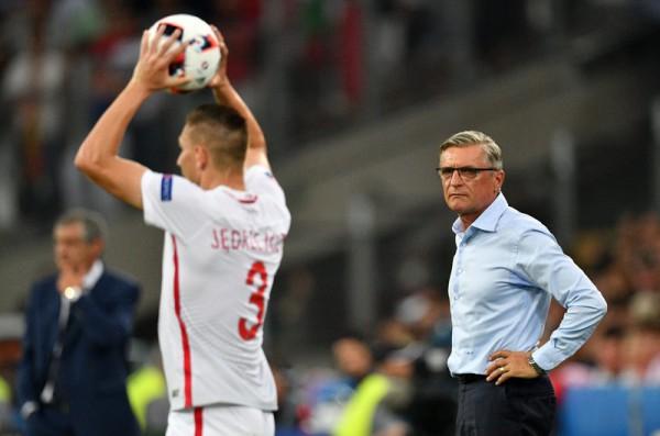 Адам Навалка доволен игрой сборной Польши на Евро-2016