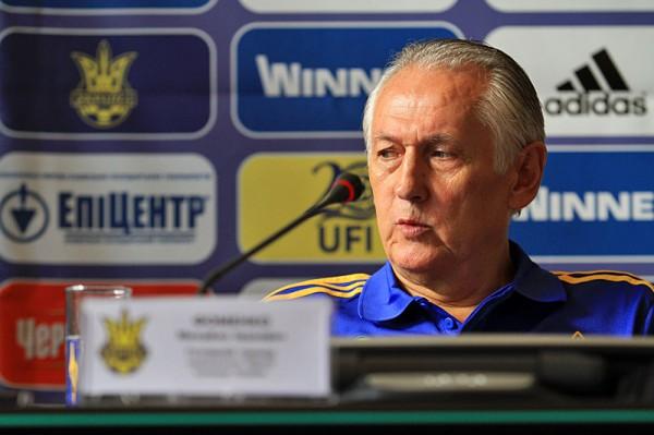 Михаил Фоменко доволен победой