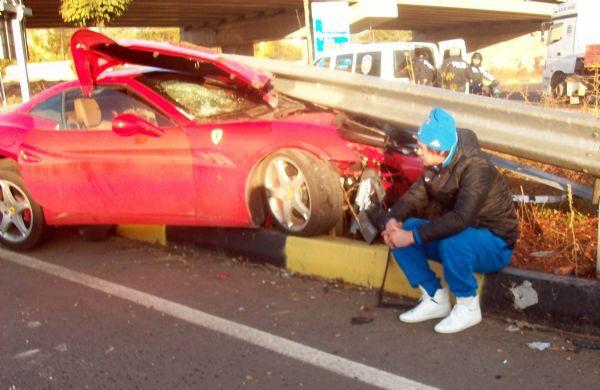 Девушка попала в страшную аварию фото