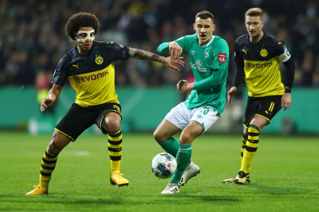 Вердер - Боруссия: видео голов и обзор матча