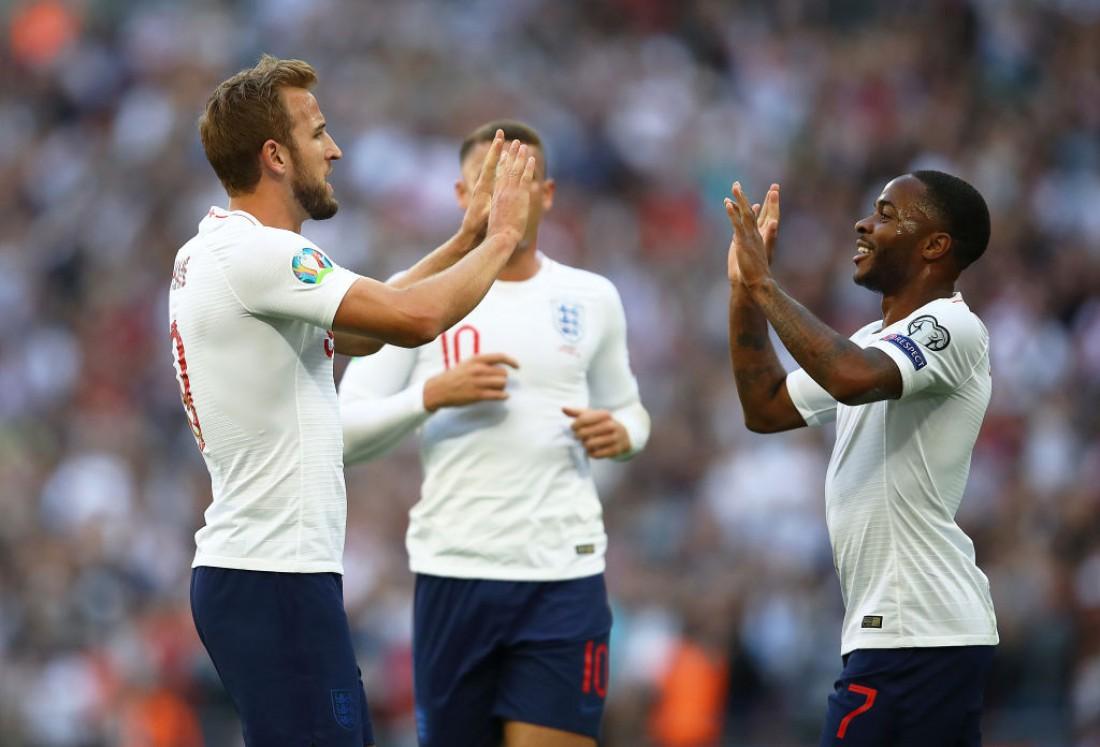 Англия - Болгария 4:0