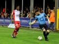 Бельгийский вратарь выбежал с ворот и обыграл почти всю оборону соперника