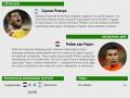Герой, неудачник и результаты 9 июля ЧМ 2014 (инфографика)