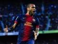 На следующей неделе Дани Алвес объявит о своем уходе из Барселоны