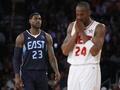В NBA назвали лучших