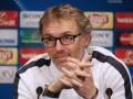 Блан: Беру на себя ответственность за вылет из Лиги чемпионов