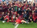 Слезы Роналду и гол Эдера: Как Португалия выиграла Евро-2016