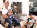 Роналду назвал отцовство лучшим событием в своей жизни