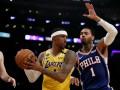 НБА: Сакраменто с Ленем сильнее Вашингтона, Оклахома проиграла Клипперс