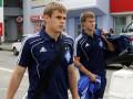 Динамо убыло в Германию на матч за Лигу Чемпионов