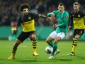 Вердер - Боруссия Д 3:2 Видео голов и обзор матча Кубка Германии