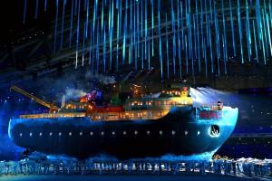 Примеры невероятного мужества: Лучшие кадры Паралимпиады в Сочи