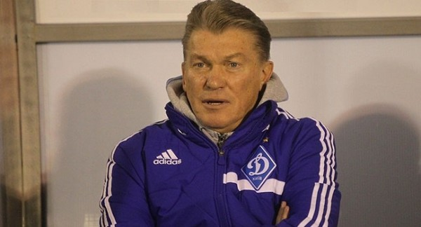 Олег Блохин поблагодарил команду и поругал соперника