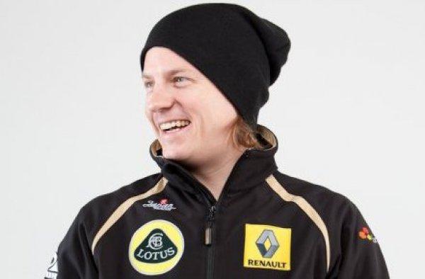 Райкконен вернулся в Формулу-1