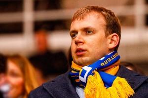 Президент Металлиста Сергей Курченко
