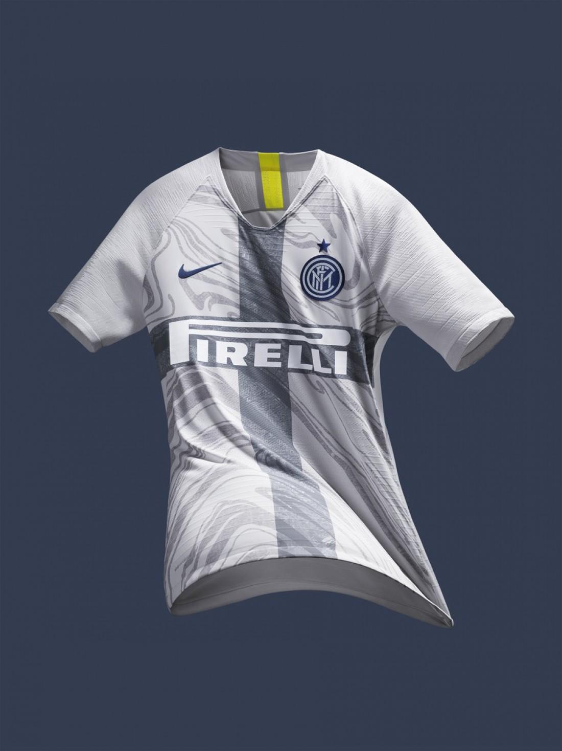 Интер представил третий комплект формы на сезон 2018/19