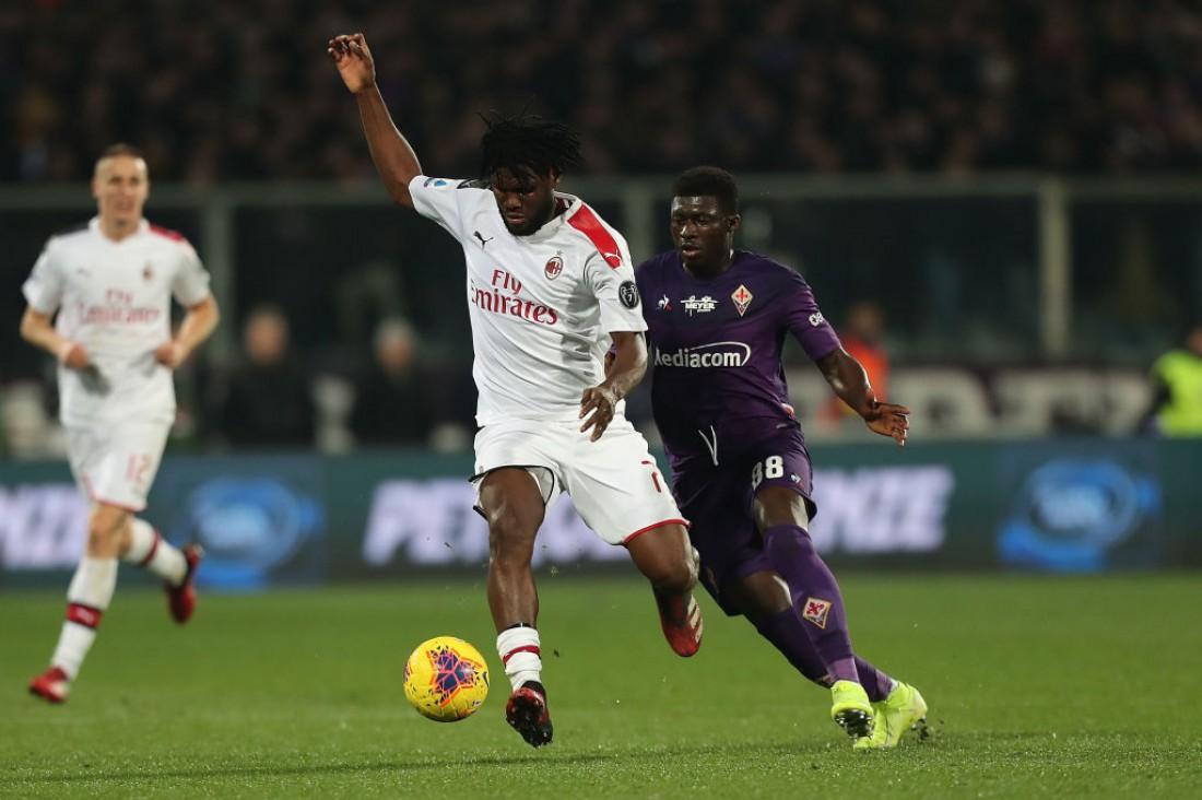 Фиорентина - Милан: видео голов и обзор матча