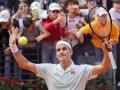 Федерер назвал причину своего завершения турнира в Риме