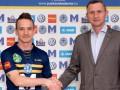 Дмитрий Лепа продолжит карьеру в Венгрии