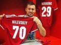 Милевский: С радостью бы завершил карьеру в Динамо, но мне туда дорога закрыта