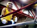 Однорукий боксер прорвался на профессиональный ринг