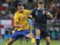 Ибрагимович рассказал, как он забил  невероятный гол Англии