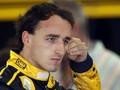 Кубица провел показательные заезды Renault в Польше