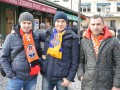 Украинские болельщики в Мюнхене уверены, что Шахтер пройдет Баварию