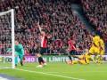 Барселона вылетела из Кубка Испании, пропустив от Атлетика на 93 минуте