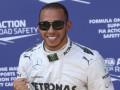 Формула-1. Хэмилтон: Было бы здорово выйти из первого поворота лидером