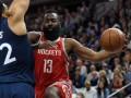 Роскошные данки Хардена и Эмбиида – среди лучших моментов дня в НБА