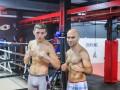 Перспективный украинский боксер Великовский выиграл очередной свой бой