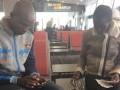 Кенийских спортсменов, прибывших в Украину на соревнования, всю ночь продержали в аэропорту