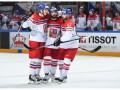 Чехия - Словения 5:1 Видео шайб и обзор матча ЧМ по хоккею