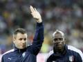 СМИ: На острие атаки сборной Италии сыграют Балотелли и Кассано