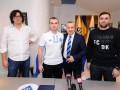 Динамо представило своего киберспортсмена в FIFA 17