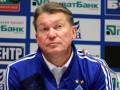 Российский комментатор: Блохин благодарен Суркису за терпение должен быть