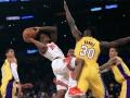 Зверский блок-шот Рэндла – среди лучших моментов дня НБА