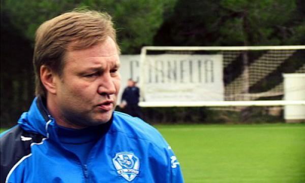 Юрий Калитвинцев считает, что его команду полностью переиграли