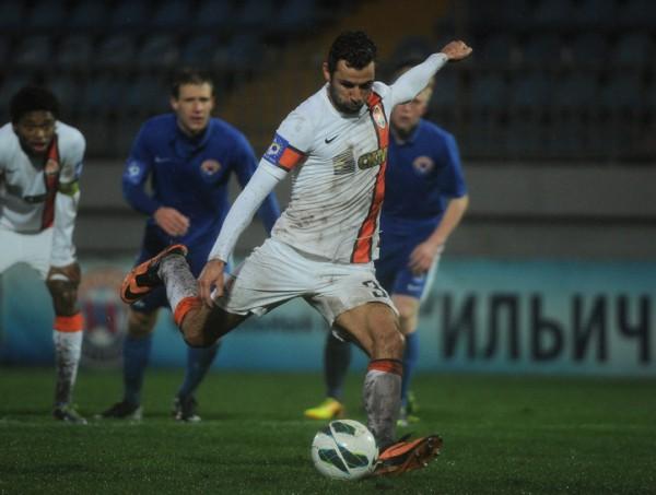 Дарио Срна забил два гола с пенальти