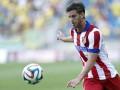 Полиция задержала футболиста Атлетико незадолго до начала матча с Барселоной