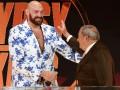 Фьюри: Строумэн в любом случае победил бы Кличко